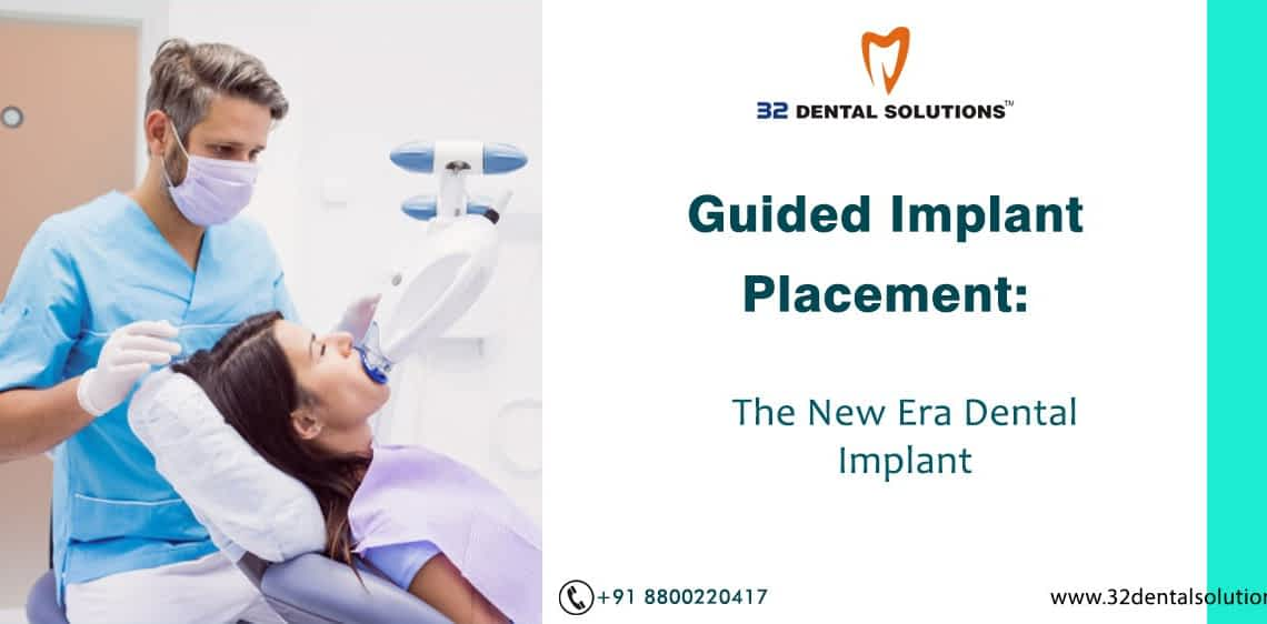 Computer-guided-dental implant